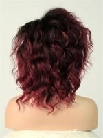 Emma-Gothic Ombre Red