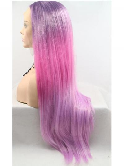 In Stock Neon- Pink Ombre