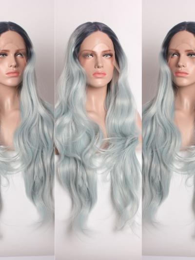Olivia-pastel blue ombre