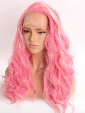Grace-Candy Pink Mix Blonde